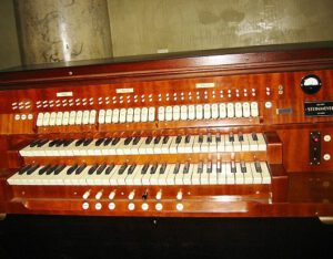 Weisse Rose München Orgel Restaurierung