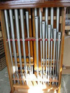 Popper-Piano- und Pfeifen-Orchestrion I
