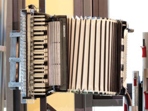 Orgel Stockwerk Akkordeon Markus Harder-Voelkmann