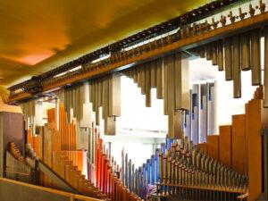 Orgel Stockwerk Glockenspiel Markus Harder-Voelkmann