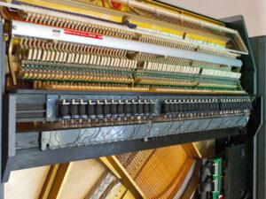 Orgel Stockwerk Klavier Markus Harder-Voelkmann