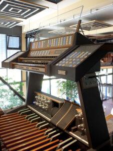 Orgel Stockwerk Orgelbau Projekt Markus Harder-Voelkmann