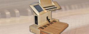 Midi-Spieltisch für Hauptwerk 5 / Privatbesitz