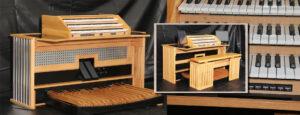 Standard - MIDI - Spieltisch für Hauptwerk / zerlegbar